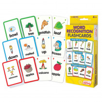 JRL201 - Word Recognition Flash Cards in Word Skills