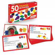 JRL320 - 50 Counter Activities in Counting