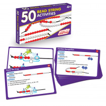 JRL322 - 50 Bead String Activities in Numeration