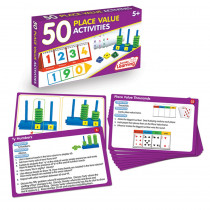 JRL327 - 50 Place Value Activities in Place Value
