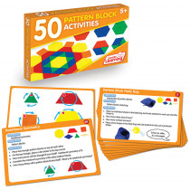 JRL329 - 50 Pattern Block Activities in Patterning