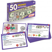 JRL336 - 50 Money Activities in Money