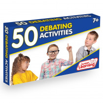 JRL358 - Lang Arts Activity Cards Debating in Activities