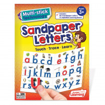 JRL420 - Sandpaper Letters in Letter Recognition