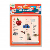 JRL466 - Wall Borders 44 Sounds in Border/trimmer