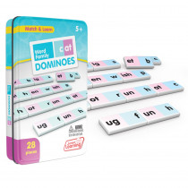JRL480 - Number Frames Dominoes in Dominoes