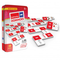 JRL482 - Subtraction Dominoes in Dominoes