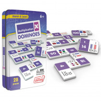JRL483 - Multiplication Dominoes in Dominoes