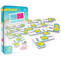 JRL486 - Time Dominoes in Dominoes