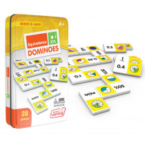 JRL487 - Equivalence Dominoes in Dominoes