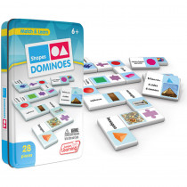 JRL488 - Shapes Dominoes in Dominoes