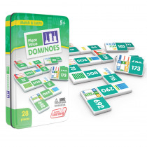 JRL489 - Place Value Dominoes in Dominoes