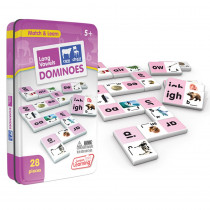 JRL495 - Long Vowels Dominoes in Dominoes