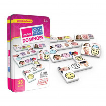 Emotions Dominoes - JRL498 | Junior Learning | Classroom Management