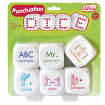 JRL532 - Punctuation Dice in Dice