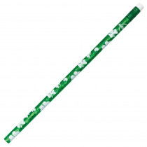 JRM7414B - Shamrock Glitz Pencils Dozen in Pencils & Accessories