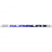JRM7659B - Pencils Snowflakes Glitz Asst 12/Pk in Pencils & Accessories