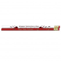 JRM7902B - Pencils Happy Valentines From Your Teacher in Pencils & Accessories