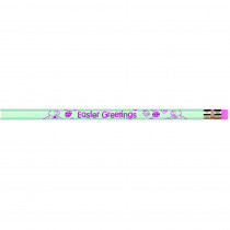 JRM7920B - Pencils Easter Greetings 12/Pk in Pencils & Accessories