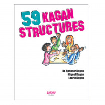 59 Kagan Structures Book - KA-BKS | Kagan Publishing | Reference Materials