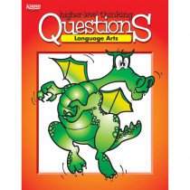 KA-BQLA - Language Arts Higher Level Thinking Questions in Books
