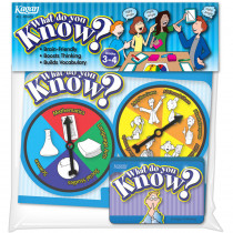KA-MGWS3 - What Do You Know Gr 3-4 in Math