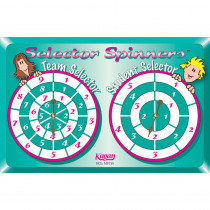 KA-MSTSS - Selector Spinner in Classroom Management