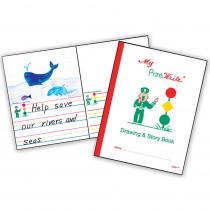 KB-02155 - Printwrite Drawing & Storybook 8.5X11 32Pg in Drawing Paper