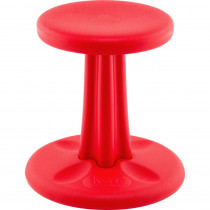 KD-112 - Kids Kore Wobble Chair 14In Red in Chairs