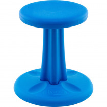 KD-113 - Kids Kore Wobble Chair 14In Blue in Chairs