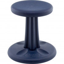 KD-117 - Kids Kore Dark Blue 14In Wobble Chair in Chairs