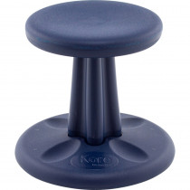KD-125 - Preschool Wobble Chair 12In Dk Blue in Chairs