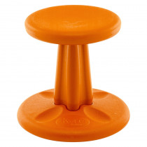 KD-127 - Preschool Wobble Chair 12In Orange in Chairs