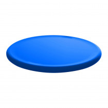 Floor Wobbler Balance Disc for Sitting, Standing, or Fitness, Blue - KD-4201 | Kore Design | Chairs