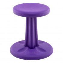 KD-599 - Kore Wobble Chair Kids 14In Purple in Chairs