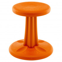 KD-601 - Kids Wobble Chair 14In Orange in Chairs