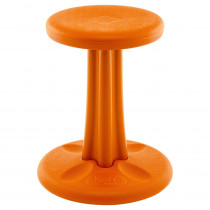 KD-615 - Junior Wobble Chair 16In Orange in Chairs