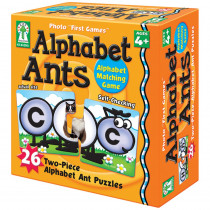 KE-842001 - Alphabet Ants Game in Language Arts