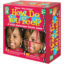 KE-842005 - How Do You Feel Game in Social Studies