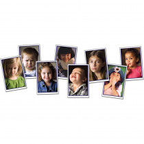KE-845001 - Photographic Learning Cards Emotions in Language Skills