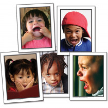 KE-845020 - Photographic Learning Cards Facial Expressions in Self Awareness