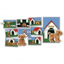 KE-845022 - Positional/Directional Concepts Where Is Puppy Gr Pk-1 Ell in Hands-on Activities