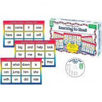 KE-846005 - Learning To Read Manipulatives Listening Lotto Age 4 & Up in Language Arts