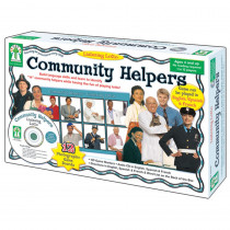 KE-846046 - Listening Lotto Community Helpers in Social Studies