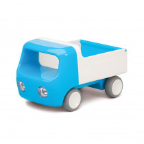 KID10352 - Tip Truck Blue in Vehicles