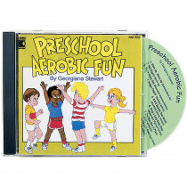 KIM7052CD - Preschool Aerobic Fun Cd Ages 3-6 in Cds