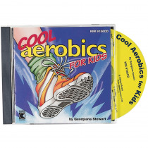 KIM9156CD - Cool Aerobics For Kids Cd in Cds