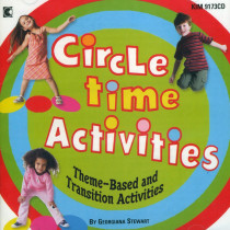 KIM9173CD - Circle Time Activities Cd in Cds