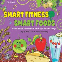 KIM9198CD - Cd Smart Moves Smart Food in Cds