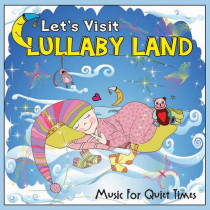 KIM9315CD - Lets Visit Lullaby Land Cd in Cds